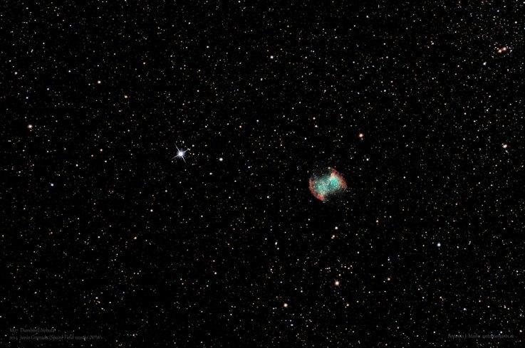 M27 Nebulosa Dumbel FW
