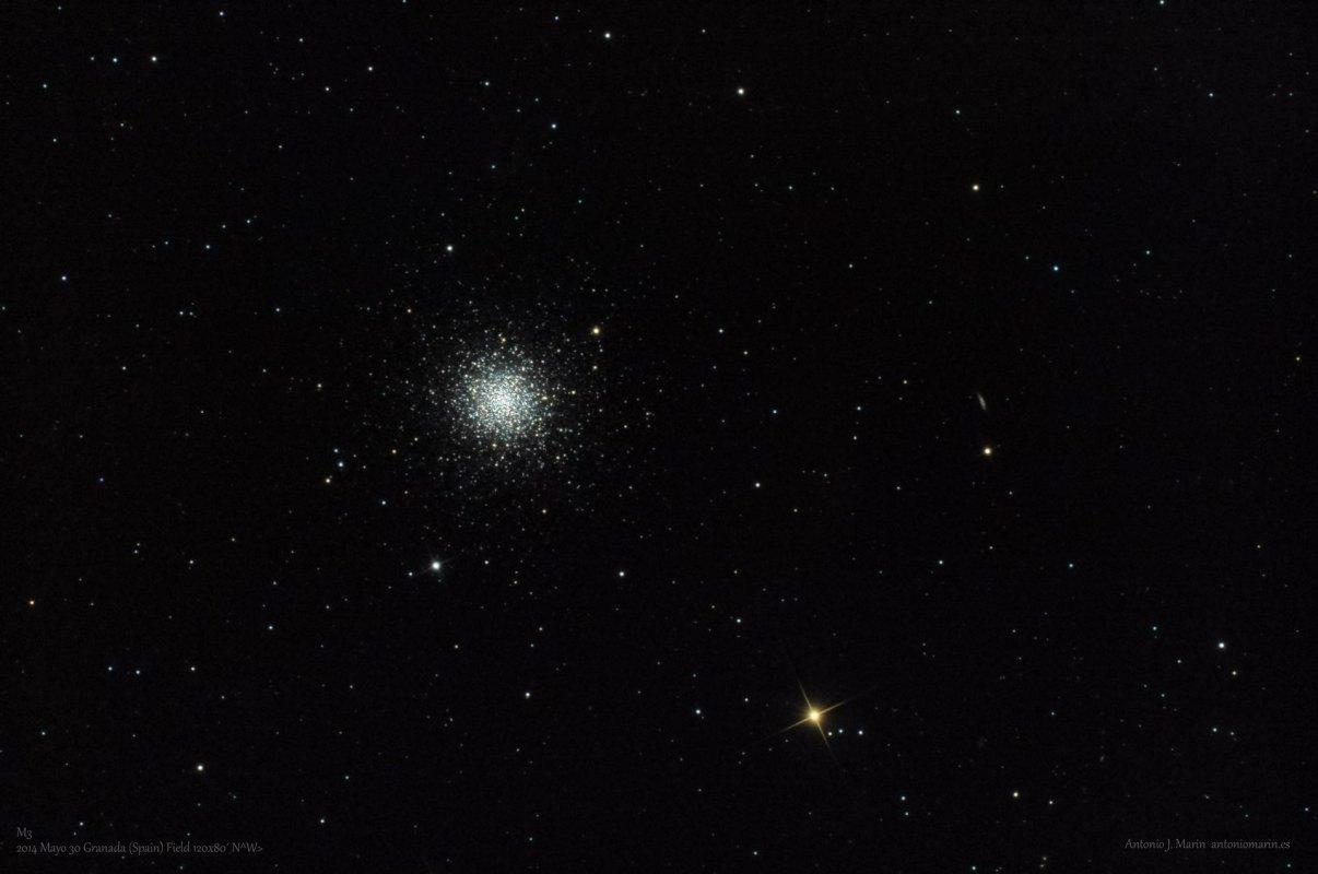 M3 NGC5272 FW