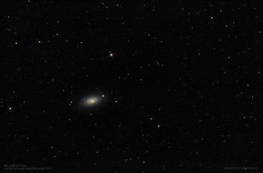 M63 Galaxia Girasol